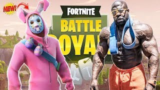 NEW SKIN TODAY // #1 BODYBUILDER FORTNITE PLAYER //FORTNITE BATTLE ROYALE | Kali Muscle