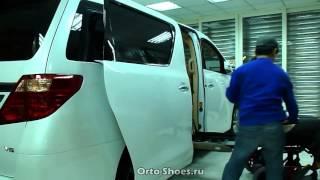 Инвалидная коляска с электроприводом Orto-Shoes.ru(, 2015-10-12T20:04:37.000Z)