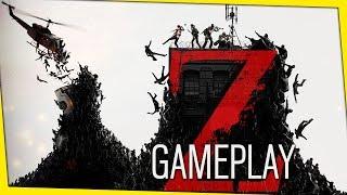Des ZOMBIES aussi fou que dans le film ? WORLD WAR Z Gameplay