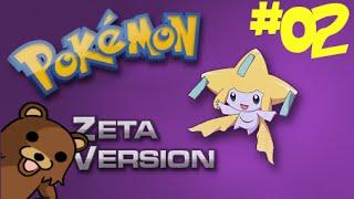 Pokemon Zeta #02 Jaskinia Unown'a