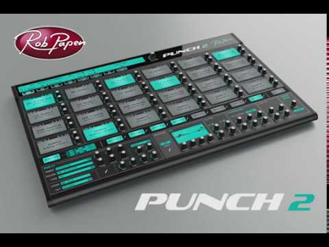 Rob Papen Punch 2 Walkthrough and Sounds