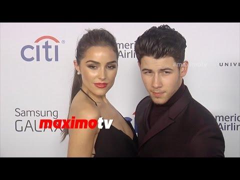 Nick Jonas & Olivia Culpo Universal Music Group