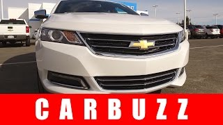 2017 Chevrolet Impala Unboxing - Chevrolet's Best Family Sedan Ever?