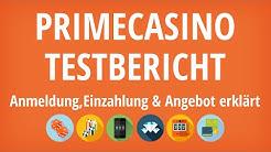 PrimeCasino Testbericht: Anmeldung & Einzahlung erklärt [4K]