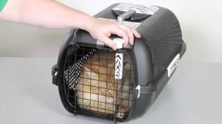Behaviour & handling:  Spec for a cat carrier