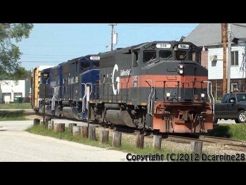 (HD) MEC #514 Leads RUPO Through Auburn, Maine - 5/19/12