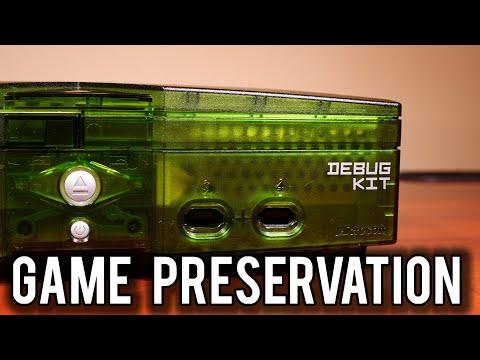 Getting Games Off An Original Xbox Development Kit    MVG