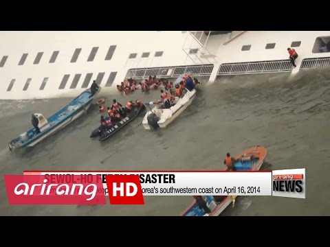 Sewol-ho ferry salvage: A disaster that touched an entire nation