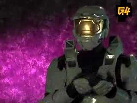 Master Chief Hollywood Story