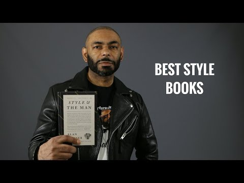 8 Best Men's Style Books/Style Books Every Man Should Read