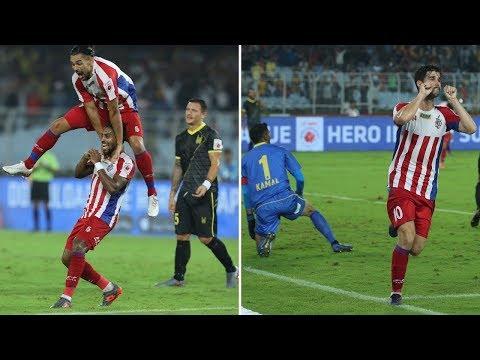ATK 5-0 Hyderabad FC - Match 6 Highlights | Hero ISL 2019-20