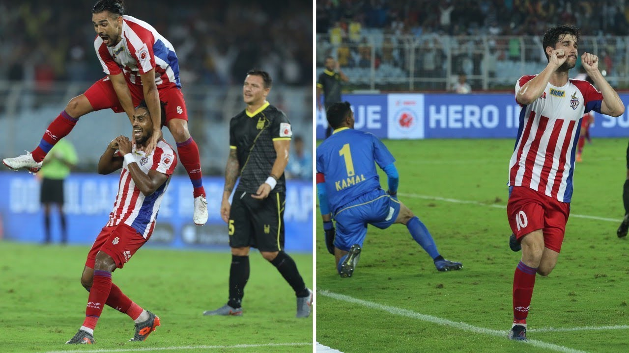 ATK 5-0 Hyderabad FC - Match 6 Highlights | Hero ISL 2019-20
