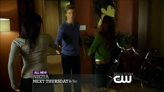 Nikita Episode 20 Glass Houses Promo HD