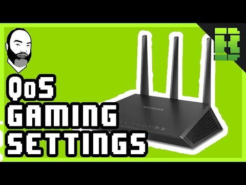 Advanced Tomato Qos Settings For Gaming on Nighthawk R7000