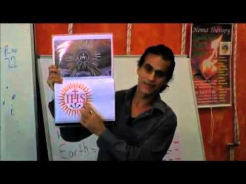Santos Bonacci - Know Your Heroes: Christ Is The Sun, Satan Is Saturn