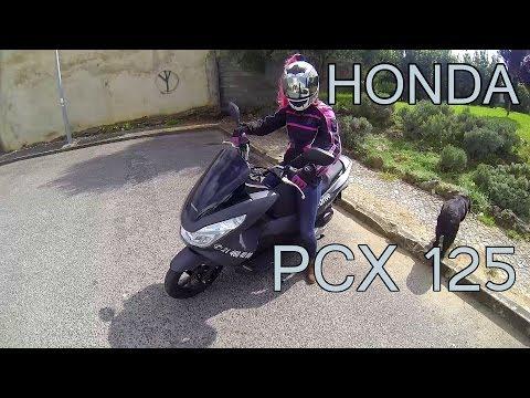 2014 Honda PCX 125 Review & Testdrive