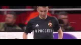 Aleksandr Golovin vs Arsenal Away 2018 HD