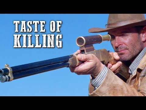 Taste Of Killing | WESTERN MOVIE | Cowboy Film | Classic Feature Film | Free Movie On YouTube