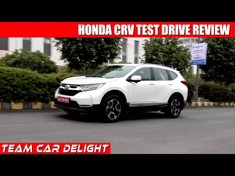 Honda CR-V Long Term Test Drive Review | Team Car Delight