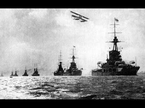Histoire de la 1ère Guerre mondiale Ep14 Les progrès de la marine de guerre