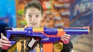 NEW Nerf 2018 Elite DELTA TROOPER and Zombie Strike RIPCHAIN