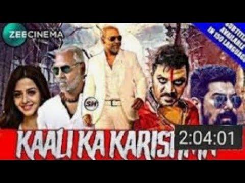 Download K3 kali ka karishma full south Indian movie in Hindi dubbed // kanchana 3