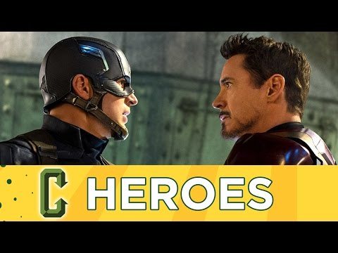 Collider Heroes - Captain America Civil War Early Screening Reactions, New Suicide Squad Trailer