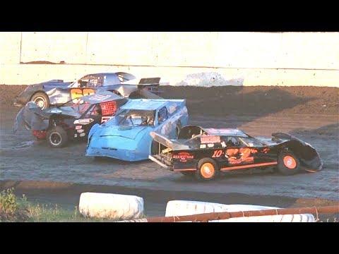 Super Stocks MAIN 6-17-17 Petaluma Speedway