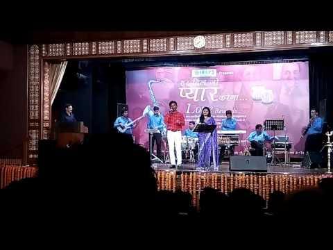 Tum to pyar ho sajni by Jugal Kishor and Anuja Sinha
