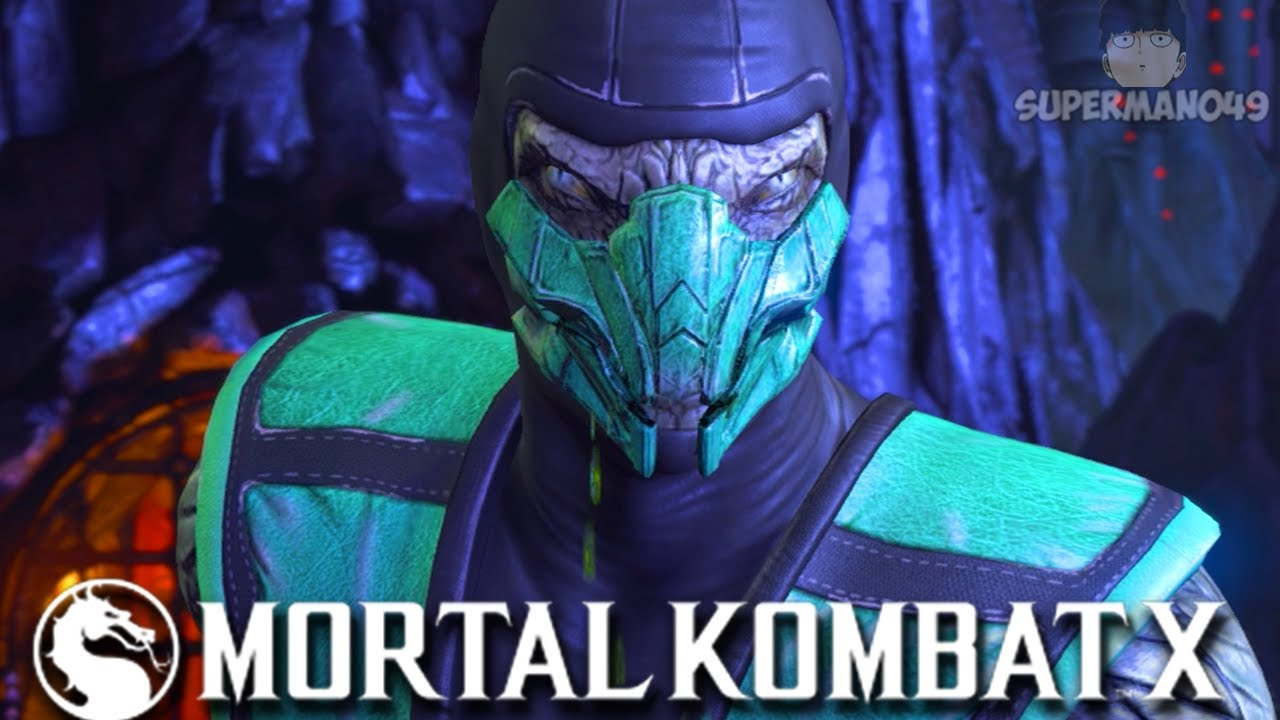 The Best Nimble Reptile Combos! - Mortal Kombat X: Reptile Gameplay