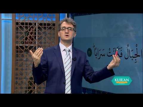 Kur'an Öğreniyorum 52.Bölüm - Nebe Suresi (17-30)