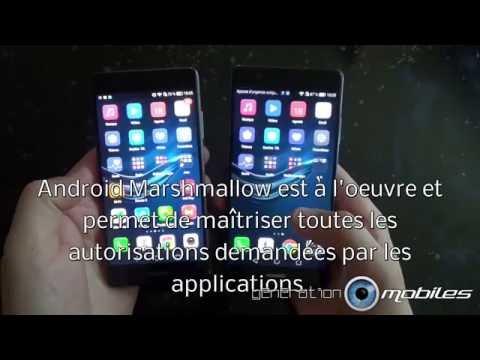 Test Huawei P9 VS P9 PLUS Puissance, photo, lequel choisir? (partie 2)