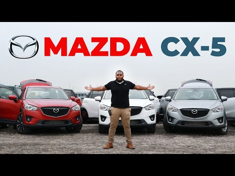 Mazda CX5 | Top compact crossover SUV from Japan