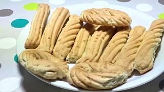 تحميل فيديو حلويات زكية - بسكويت العيد - تحضير بالمنزل -  المطبخ التونسي زكية - Eaters quick and easy