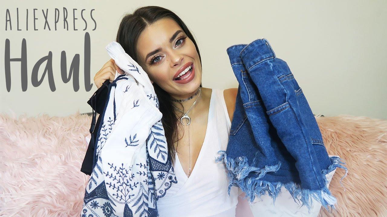 AliExpress Clothing & Jewellery Haul | Rylie Lane
