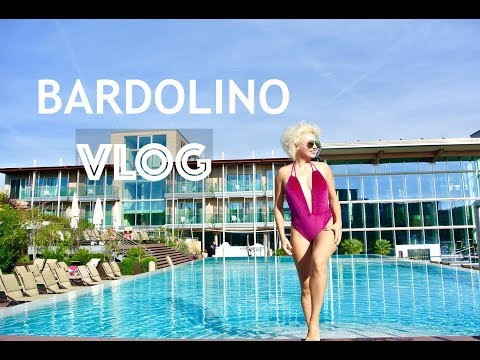 Vlog Bardolino Italy And Aqualux Hotel Spa