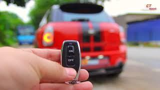 Mini Cooper R60 Convert JCW Bodykit and Interior Accessories