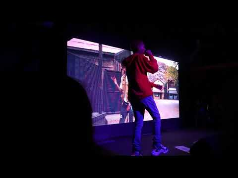 Jaden Smith - Fallen live in Philly HD