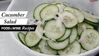 Cucumber Salad | Recipe | Food & Wine