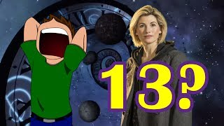 RANT: Thoughts on the 13th Doctor Announcement