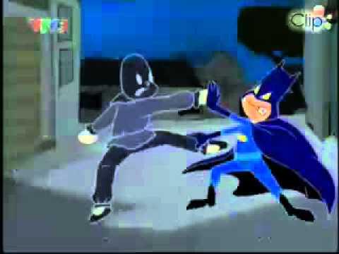 Tít và Mít  bắt kẻ trộm