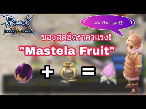 [Ragnarok M] - วิธีทำ Mastela Fruit สุดฮิต ราคาหลักแสน! วางตอนนี้คนซื้อแน่นอน