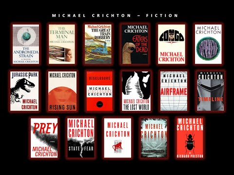 Summer Reading Suggestions: My Top 5 Michael Crichton Books
