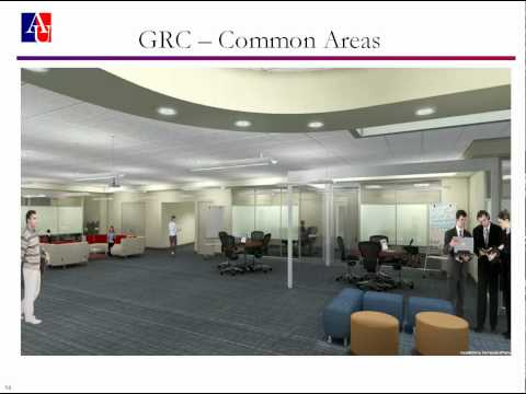 American University Library - New Graduate Research Center Plans