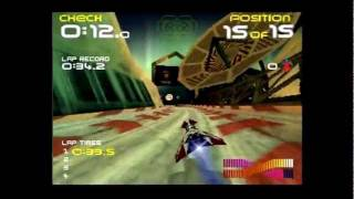 Wipeout 64 [Nintendo 64] -- Nice and Games