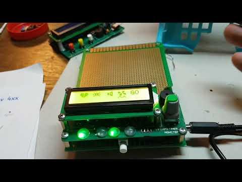 Таймер-контроллер управления засветкой фоторезиста  Супер МОНСТЕР
