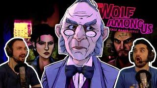 【 THE WOLF AMONG US: Episode 3 】 Blind Reaction Gameplay Live Walkthrough | Episode 3 - Part 1