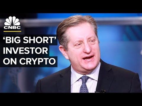 'Big Short' Investor Steve Eisman On Bitcoin And Crypto   CNBC