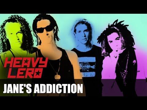 Heavy Lero 84 - JANE'S ADDICTION - apresentado por Gastão Moreira e Clemente Nascimento