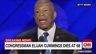 Rep. Elijah Cummings, key figure in Trump investigations, dies at 68